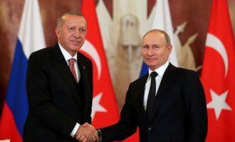 Κυρώσεις στην Τουρκία ζητά το Bloomberg – «Να μάθει να σέβεται»