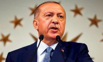 Τι σχεδιάζει ο Ερντογάν για να μπλοκάρει νέα κόμματα να συμμετάσχουν σε εκλογές
