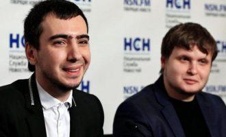 Δύο Ρώσοι «γλέντησαν» τον Μακρόν – Η φάρσα που του έκαναν (Ηχητικό)