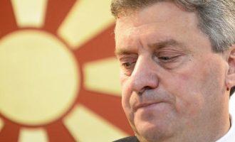 Στη Βόρεια Μακεδονία ετοιμάζονται να «χώσουν μέσα» τον Γκιόργκι Ιβάνοφ