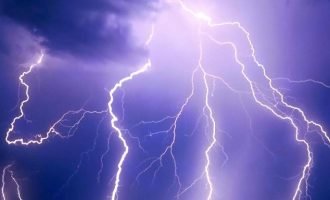 Κεραυνός σκότωσε αγρότη στα Φάρσαλα