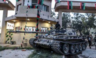 Η Γερμανία συγκάλεσε Σ.Α. στον ΟΗΕ για τις κλιμακούμενες συγκρούσεις στη Λιβύη