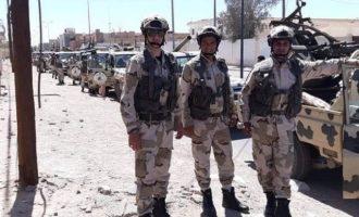 Το ΣΑ του ΟΗΕ κάλεσε τον Χαφτάρ να μην καταλάβει την Τρίπολη της Λιβύης