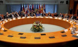 «Τρέμει» την αλλαγή συνόρων στα Βαλκάνια η ΕΕ – Γιατί η Μέρκελ τους μάζεψε στο Βερολίνο