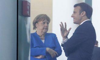 Η Μέρκελ μάζεψε τους δυτικοΒαλκάνιους στο Βερολίνο για να δείξει στον Μακρόν πόσο «καλά παιδιά είναι»