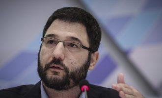 Νάσος Ηλιόπουλος: Η κυβέρνηση δεν λέει στον λαό την αλήθεια για τα ελληνοτουρκικά – Τι συμφώνησε στο Βερολίνο