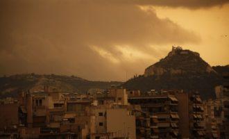 Καιρός: Αφρικανική σκόνη θα σκεπάσει όλη τη χώρα – Ανεβαίνει η θερμοκρασία