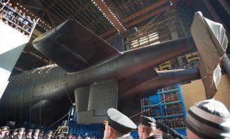 Η Ρωσία κατασκεύασε πυρηνικό υποβρύχιο που δημιουργεί τεράστια τσουνάμι