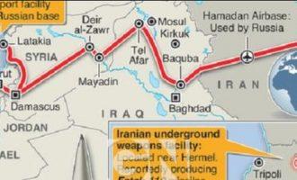 Ξεκινά ο δρόμος που θα συνδέει την Τεχεράνη με τη Μεσόγειο – Οι Πέρσες ξανά στη θάλασσές μας
