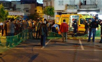 Θρήνος στην Καλαμάτα: Πέθανε ο εικονολήπτης που κτυπήθηκε στον σαϊτοπόλεμο