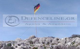 Αποτάχθηκαν από τον γερμανικό στρατό οι δύο Γερμανοί που κατέβασαν την ελληνική σημαία στα Χανιά