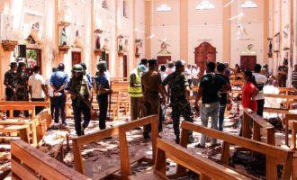 Reuters: Υπήρχε προειδοποίηση πριν από τις βομβιστικές επιθέσεις στη Σρι Λάνκα