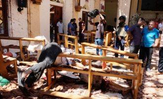 Αδέλφια και γιοι πλούσιου εμπόρου οι βομβιστές αυτοκτονίας στη Σρι Λάνκα