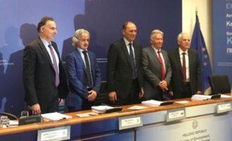 Μπήκαν οι υπογραφές – Ξεκινούν οι έρευνες για υδρογονάνθρακες στο Ιόνιο