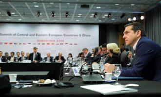 Η Ελλάδα μέλος της «Πρωτοβουλίας 17+1» – Τι δήλωσε ο Αλέξης Τσίπρας