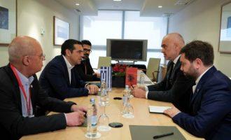 """Εφημερίδες Αλβανία: «Ο Τσίπρας τα είπε """"σταράτα"""" στον Ράμα»"""