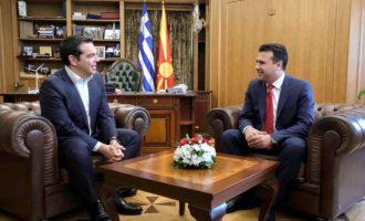 ΣΥΡΙΖΑ για εκλογές Ζάεφ: Σε λίγο οι ανόητοι θα παρακαλούν για τη Συμφωνία των Πρεσπών