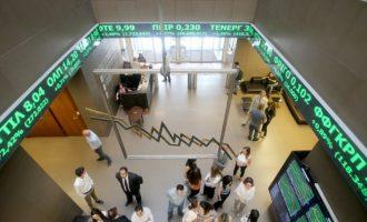 Bloomberg: Το ράλι των μετοχών στο Χρηματιστήριο Αθηνών μόλις αρχίζει