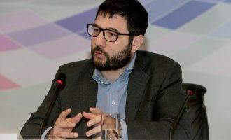 Η ανάρτηση του υποψήφιου Δημάρχου Αθηναίων Νάσου Ηλιόπουλου για τα Εξάρχεια