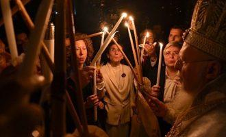 Το πασχαλινό μήνυμα του Οικουμενικού Πατριάρχη Βαρθολομαίου με αιχμές στα fake news για αφανισμό