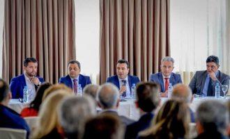 Ζάεφ σε επιχειρηματίες: Κονδύλια 90 εκατ. ευρώ από Ελλάδα