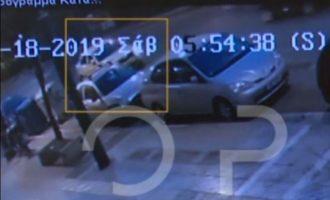 Βίντεο-σοκ: Αυτοκίνητο χτυπάει 18χρονη φοιτήτρια στη Θησέως και την εγκαταλείπει