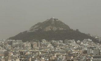 Ο καιρός την Τρίτη: Αφρικανική σκόνη, 29 βαθμούς Κελσίου και τοπικές βροχές
