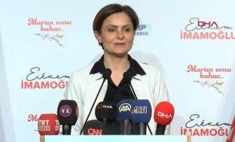 Κωνσταντινούπολη: Εισαγγελική δίωξη κατά της επικεφαλής του CHP για προσβολή του Ερντογάν