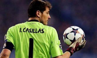 Ο Ισπανός ποδοσφαιριστής Ικέρ Κασίγιας έπαθε έμφραγμα στην προπόνηση
