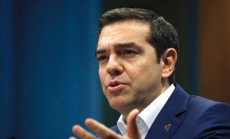Ο Τσίπρας αποκαλύπτει τι του είπε ο Μητσοτάκης πριν τη Συμφωνία των Πρεσπών – Ο ρόλος Σαμαρά