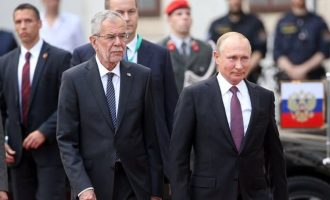 Η Αυστρία υποστηρίζει τον αγωγό Nord Stream 2 παρά την αμερικανική εναντίωση