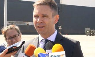 Αμερικανός Πρόξενος: Στρατηγικής σημασίας το λιμάνι της Αλεξανδρούπολης (βίντεο)