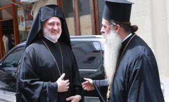Αρχιεπίσκοπος Αμερικής Ελπιδοφόρος: Θα είμαι ο Αρχιεπίσκοπος όλων των Ελλήνων