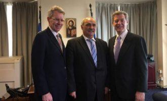 Οι ΗΠΑ επιθυμούν να δημιουργήσουν δεσμούς με τον Ορθόδοξο κόσμο – Τι συζήτησαν με τον Μπόλαρη