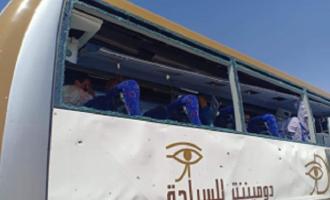 Αίγυπτος: Τουλάχιστον 14 οι τραυματίες από έκρηξη δίπλα σε τουριστικό λεωφορείο