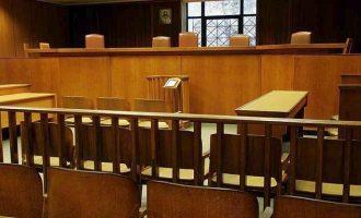 Κλειστά τα δικαστήρια έως 15 Μαΐου