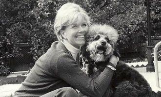 Η Ντόρις Ντέι αποκλήρωσε τον εγγονό της και άφησε πάνω από 180 εκατ. σε ζώα