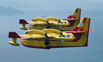 Μεγάλες πυρκαγιές στο κεντρικό Ισραήλ – Η Ελλάδα έστειλε αεροσκάφη στους συμμάχους μας