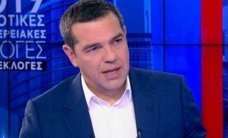 Αλέξης Τσίπρας: Αύξηση 50 ευρώ σε όλες τις συντάξεις τον επόμενο χρόνο