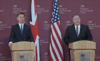 Μάικ Πομπέο: «Εκ προθέσεως ασαφής» η ανακοίνωση του Ιράν για τα πυρηνικά