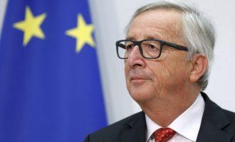 Ζαν Κλοντ Γιούνκερ: Κανείς στην ΕΕ δεν κατάλαβε γιατί έγινε το δημοψήφισμα του 2015