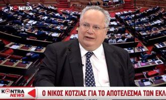 Ο Κοτζιάς εξηγεί τα αίτια της ήττας του ΣΥΡΙΖΑ στις ευρωεκλογές – Τι λέει για τις εθνικές (βίντεο)