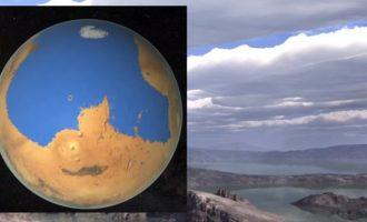 Αμμοθύελλες αποστράγγισαν τον βαθύ ωκεανό του Άρη – Βίντεο της NASA