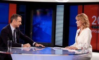 ΣΥΡΙΖΑ: Μνημόνιο το πρόγραμμα Μητσοτάκη – Θα κόψει την 13η σύνταξη