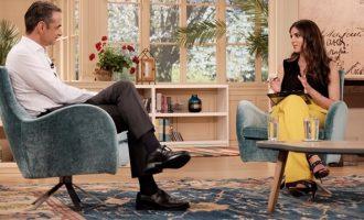 Μητσοτάκης: Δεν κάνω δουλειές στο σπίτι, είναι της νοικοκυράς – Ηλιόπουλος: Είσαι σεξιστής