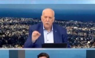 Έξαλλος ο Παπαδάκης – Ποιον απείλησε: «Κάθαρμα θα σου κάνω μήνυση» (βίντεο)