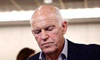Γιώργ. Παπανδρέου: «Όχι στην οπισθοδρόμηση και τη συντήρηση»