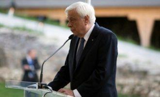 Πρ. Παυλόπουλος προς Τουρκία: «Οι Έλληνες με τους συμμάχους μας θα επιβάλλουμε το Δίκαιο της Θάλασσας»