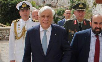Στο Πόρτσμουθ ο Πρ. Παυλόπουλος για την επέτειο της απόβασης στη Νορμανδία