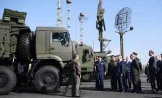 Το ρωσικό πυραυλικό σύστημα «Monolith» θα είναι έτοιμο το 2021-22